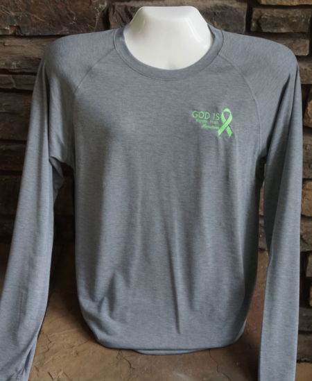 Men's Long Sleeve Gray