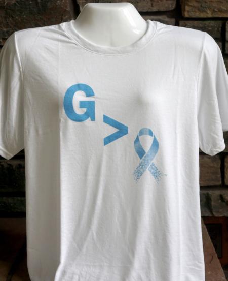 Men's Prostate Cancer Awareness Shirt