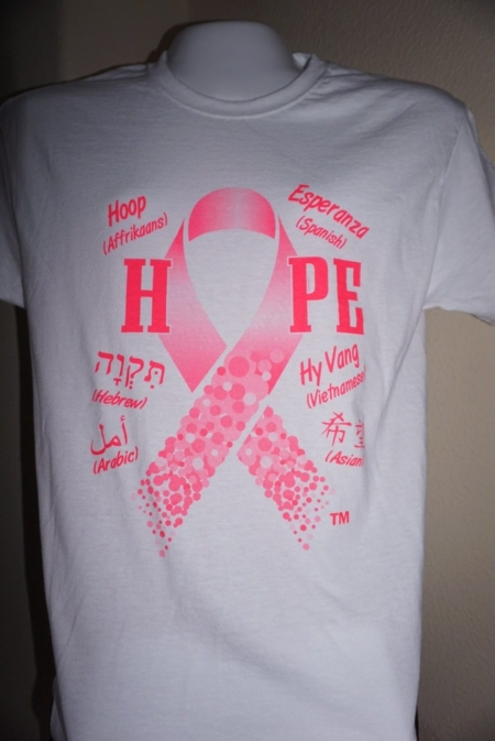 5d6af8af Hope Cancer Shirts - God Is Bigger Than...