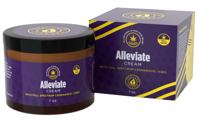 TLC's Alleviate Cream