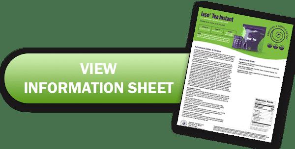 Iaso Tea Information Sheet